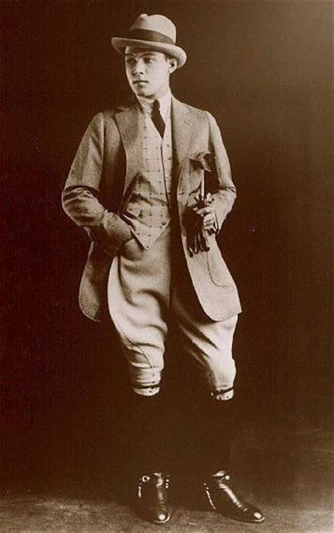 mens fashion in the 1920s valentino 1920 s vintage fashion pinterest
