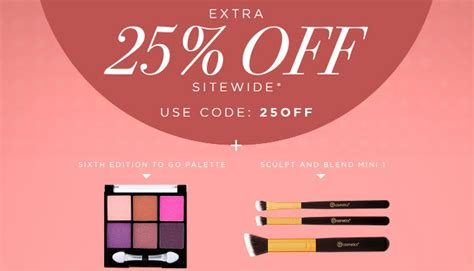 tattoo junkee cosmetics discount code bh cosmetics free gift with purchase makeup bonuses