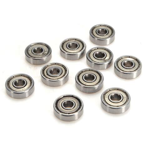Mr115zz Shielded Miniature Bearing Dimensi 5mm X 11mm X 4mm Japan 10pcs 5x16x5mm shielded miniature metal sealed bearing 625 zz us 3 06
