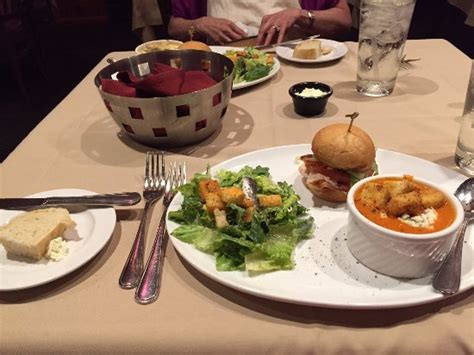 Cabin Club Westlake Oh by Perfectly Portioned Lunch And The Warm Crusty Bread Was