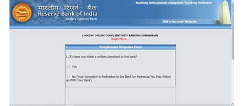 Complaint Letter To Banking Ombudsman Banking Ombudsman Scheme Here Is How To File A Complaint Against Your Bank