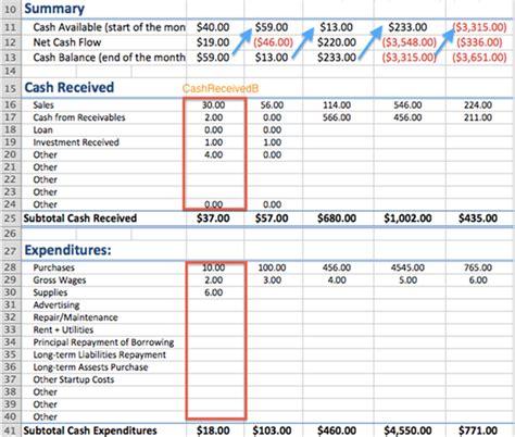 business plan template get free sample
