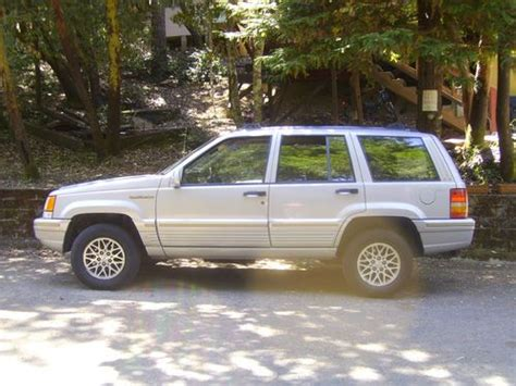 how to sell used cars 1994 jeep grand cherokee auto manual find used 1994 jeep grand cherokee in willits california united states for us 2 200 00