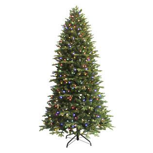 sears roebuck prelit christmas tree 7 5 pre lit aspen fir tree sears