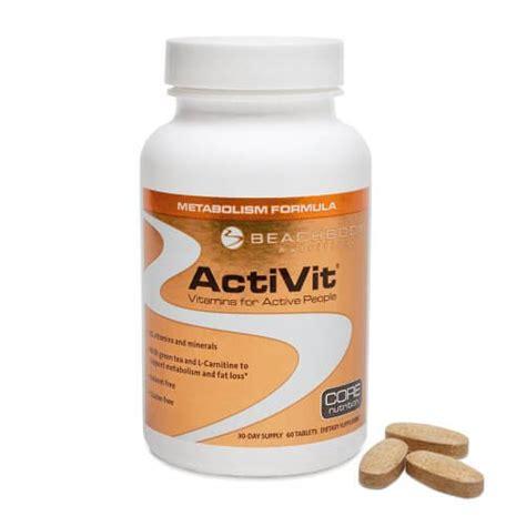 Beachbody Detox Supplement by Activit Multivitamin Review Will It Improve Metabolism