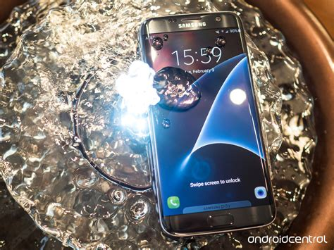 r samsung s7 waterproof the galaxy s7 is waterproof with an ip68 rating android central