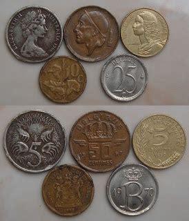 Uang Koin Antik 25 Sen Sentino Tahun 1980 benda antik langka uang koin kuno luar negri