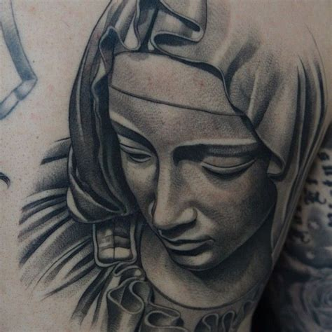 virgin mary tattoo on chest 1000 images about amazing artists johnny opina on