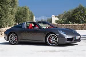 Porsche Targa Review Porsche 911 Targa 4s Drive