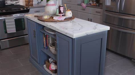 how to build a small kitchen island kitchen island build