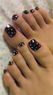simple nail art designs for beautiful feet nailkart com