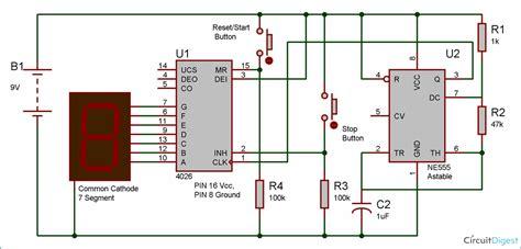 pcb layout quiz digital clock circuit diagram using 555 timer wiring