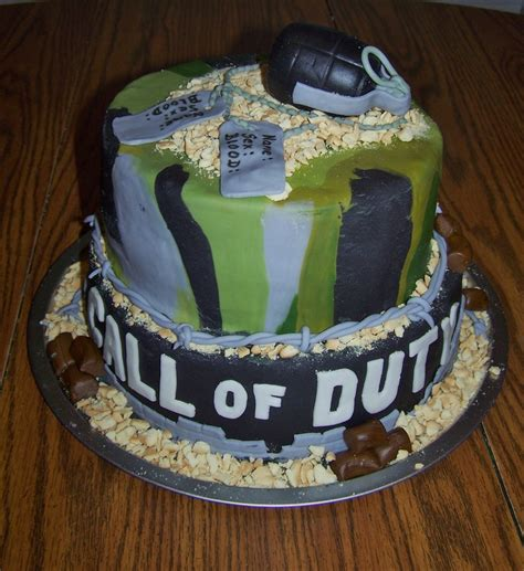 Call Of Duty 62 62 best images about call of duty birthday cake s on