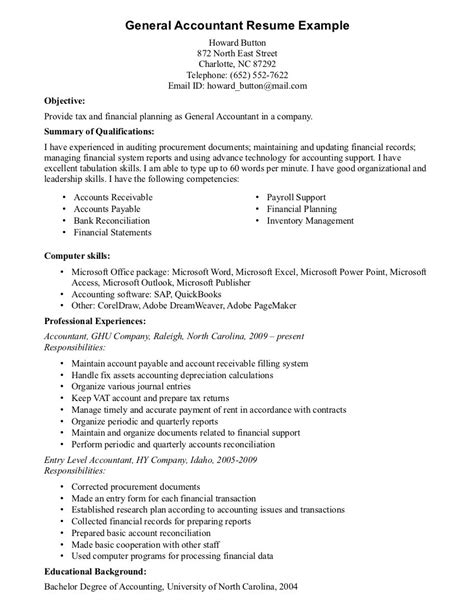 Sle Of Skills And Abilities In A Resume Sales Resume Exles Skills Free Sle Resumes