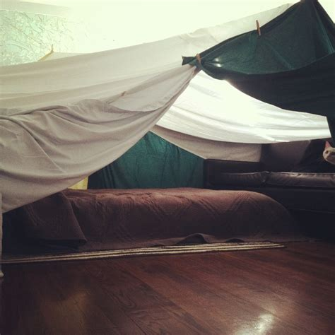 how to make a tent in your living room potholes 10 and frugal date ideas