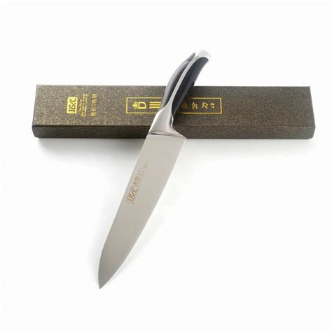 Sharp Kitchen Knives New Top Grade Sharp Knife 440c Quality 8 Inch Frozen Cutter Chef Knife Kitchen Knife