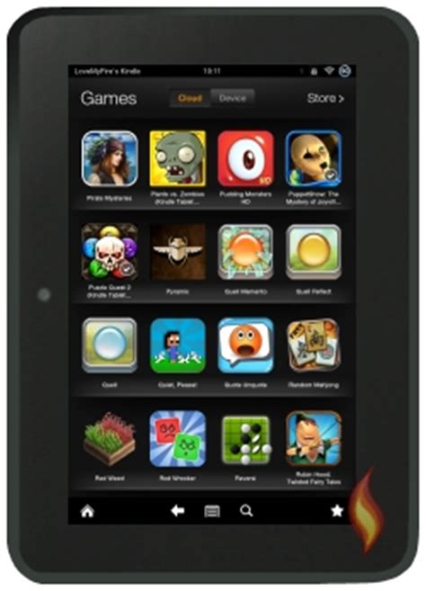 best kindle fire game overall
