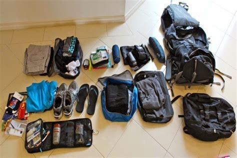 Como hacer tu mochila para viajar Trucos y consejos 2018