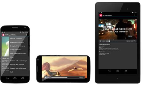 jwplayer mobile jw player launches android sdk beta jw player