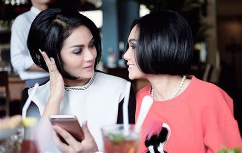 gaya rambut 40an yuni shara ganti gaya rambut cantik pendek atau panjang
