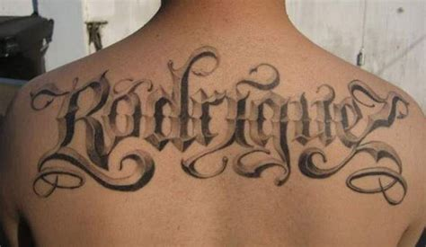 Tattoo Letters Exles | 50 excellent tattoo lettering exles