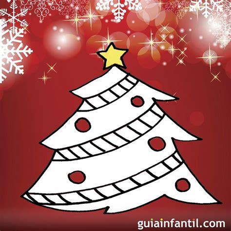 dibujos navide 241 os para ni 241 os 193 rbol de navidad