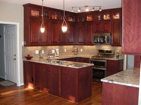 kitchen ideas with cherry cabinets 10 kitchen cabinet paint color ideas design and decorating ideas for your home