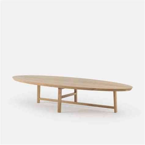trio coffee table by neri and hu