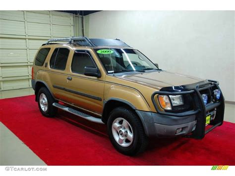 2000 gold metallic nissan xterra se v6 59689119 gtcarlot car color galleries