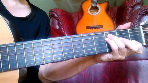 tutorial gitar maudy ayunda perahu kertas intro gitar perahu kertas slow tutorial youtube