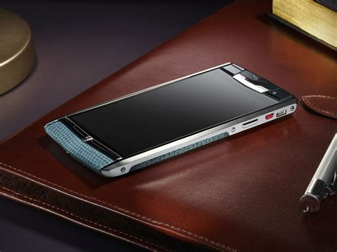 vertu phone cost vertu s latest luxury android phone costs over 10 000