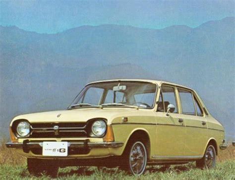 Subaru Ff1 by Subaru Ff1 1971 Japanese Cars