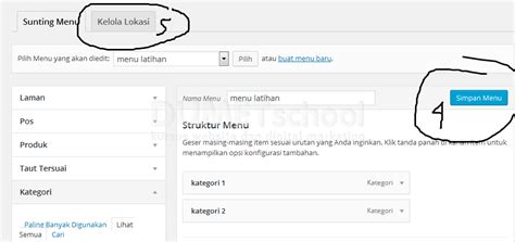 membuat website dengan template wordpress membuat website blogging dengan wordpress part 3 kursus