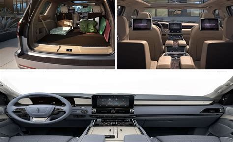 lincoln navigator 2017 interior 2018 lincoln navigator interior pictures to pin on