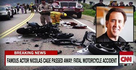 187 busted famous nicolas cage passed away in fatal