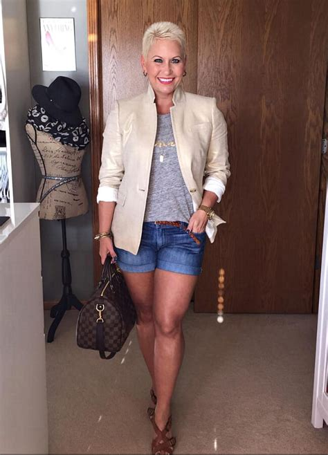pictures of elderly women wearing shorts tastefully fashion unfolded by mandy a style interview