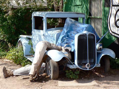 rattletrap car images gratuites jeep v 233 hicule vieille voiture