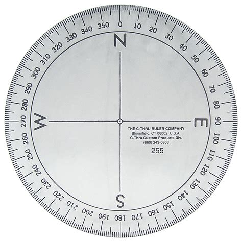 printable protractor 360 degrees cool 360 degree protractor template gallery resume ideas