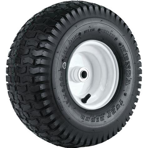 turf tire assembly  ball bearing