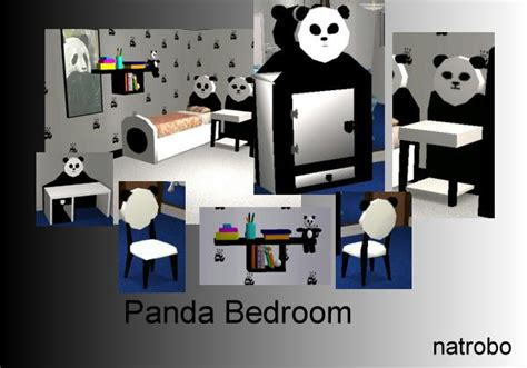 panda bedroom cute panda bedroom theme design and decor ideas for kid