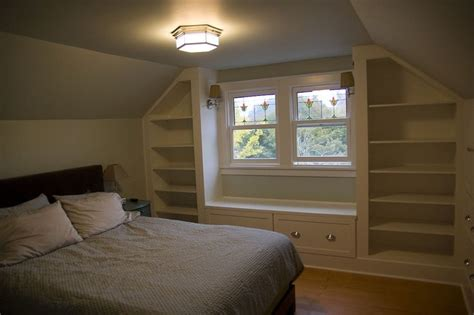 slanted ceiling bedroom slanted ceiling bedroom storage my future home pinterest