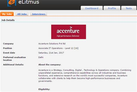 Accenture Offer Letters offer letter of accenture 28 images 100 a p sle offer