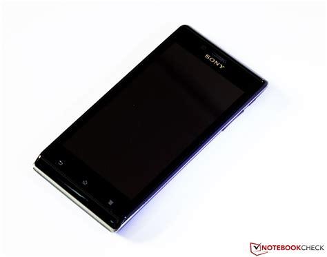 sony xperia j review sony xperia j smartphone notebookcheck net reviews