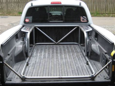 tacoma bed cage prerunner bed cage