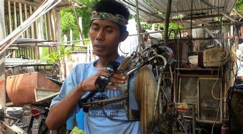 Membuat Robot Manusia   kisah lengkap manusia robot dari bali
