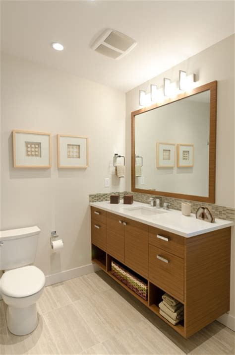 mid century bathrooms mid century modern coastal getaway midcentury bathroom