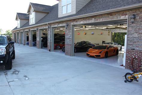 2 Car Detached Garage top 10 ultimate dream car garages secret entourage