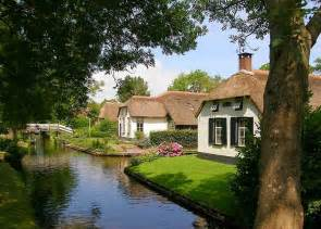 homes for in nederland giethoorn netherlands the town with no roads
