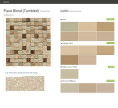 daltile t711 torreon tumbled travertine 3x6 36ts1p shade 19500 kitchen remodel ideas