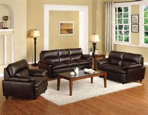 room furniture leather classic pcs:  leather sofa set modern living room furniture sets other metro
